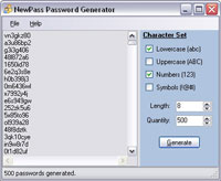 NewPass Password Generator 1.0.0.0