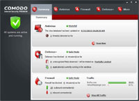 Comodo Internet Security 5.12.59641.2599