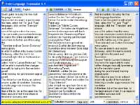 Free Language Translator 2.2
