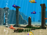 3D Funny Fish Free Screensaver 1.0