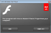 Adobe Flash Player Uninstaller 11.5.502.110