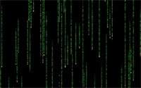 The Matrix Screen Saver 1.1