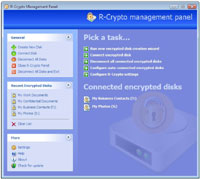 R-Crypto Disk Security 1.5