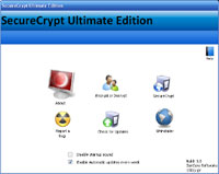 SecureCrypt Ultimate Edition 3.0