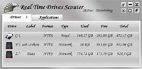Real Time Drives Scouter 1.0.0.0