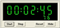Desktop Stopwatch 1.0