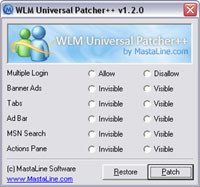WLM Universal Patcher 1.2.0