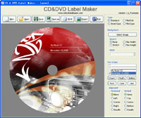 CD and DVD Label Maker 1.2