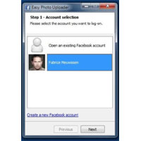 Easy Photo Uploader for Facebook 1.0.0.3