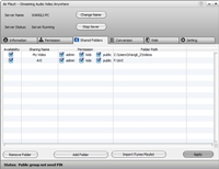 Air Playit Server 1.5.0