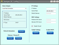 Simple IP Config 2.3