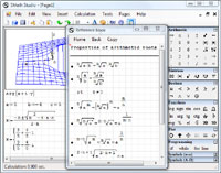 SMath Studio Portable 0.95.4594