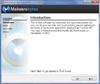 Malwarebytes Anti-Rootkit 1.01 Beta