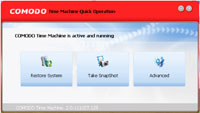 Comodo Time Machine 2.9 Beta