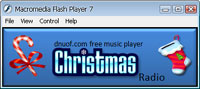 Christmas Radio Player 1.0