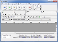 Audacity 2.0.2