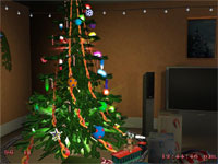 Free 3D Christmas Screensaver 1.0
