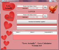 Love Actually - Love Calculator 4.0.0.1