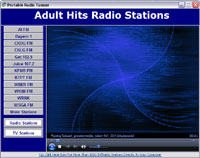 Adult Hits Radio Stations 1.0