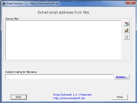 Email Extractor 1.2