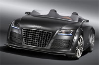 Audi TT Clubsport Screensaver v2.00
