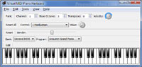 Virtual Midi Piano Keyboard 0.5.0