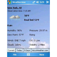 Weather4me 1.0.3