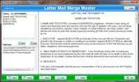 SSuite Office - Mail Merge Master 2.2
