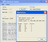 GPSdevTest 1.0.1
