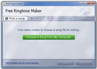 Free Ringtone Maker Portable 2.1.0.188