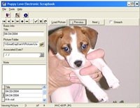 Puppy Love Electronic Scrapbook 1.0
