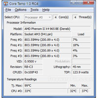 Core Temp 1.0 RC4