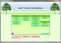 cvbFT Family Tree Database 4.01