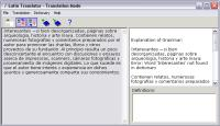 Latin Translator v1.3