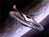 Free Star Trek Movie Screensaver 1.0