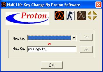 Proton Counter Strike Key Exchanger 1.3.1