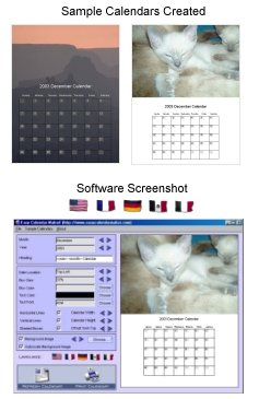 Free Calendar Software Professional 2.3