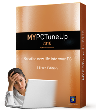 MYPCTuneUp, FREE PC Health check! 2010