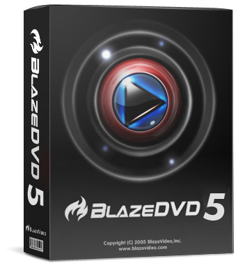 Blaze DVD standard 5.0