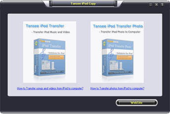 .Tansee iPod Copy Pack II platinum 6.10.2