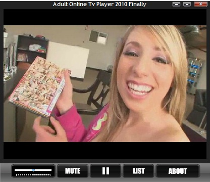 Adult Online TV Player 2011 v.6.0.1.2 6.0.1.2