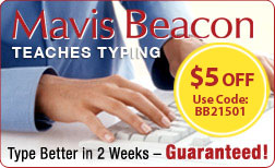 Mavis Beacon Teaches Typing 18 18