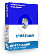 XP Disk Cleaner 3.82