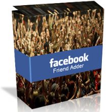 Free FaceBook Friend Adder v2