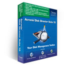 Acronis Disk Director Suite tunny 10.0