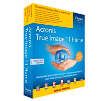 Acronis True Image Home tunny 10.0