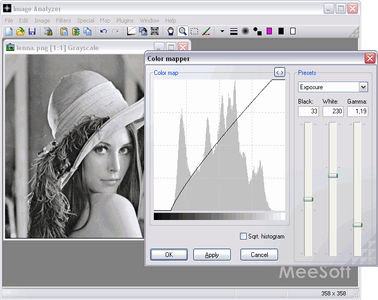 Image Analyzer 1.30