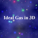 Ideal Gas in 3D 2.01