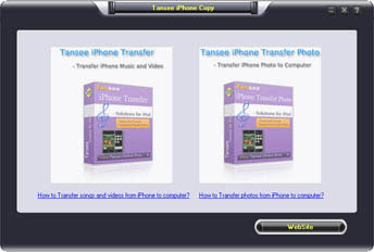 .Tansee iPhone Copy Pack II platinum 6.10.2