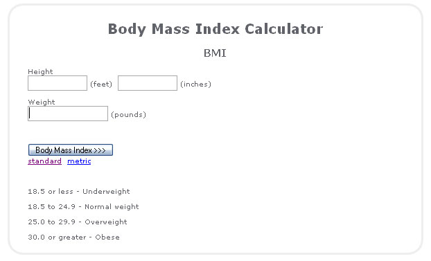 Weight Loss Calculator 1.0